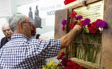 Treviana homenajea a sus vecinos «asesinados y represaliados' en 1936