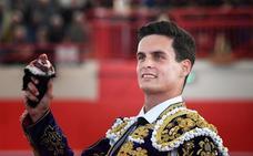 Tarde de jóvenes triunfadores y la presentación de Fabio Jiménez