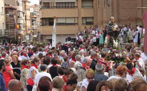 Alfaro sale desde este miércoles a la calle para festejar a sus patronos Roque y Ezequiel