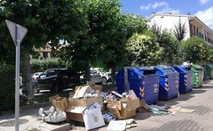 La Guindilla: «Ezcaray está sucio y lleno de basura»