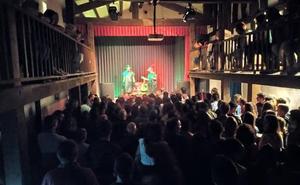 Los Gandules protagonizaron la noche más canalla en Canales
