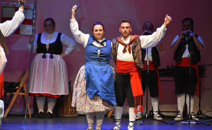 XXXI festival Internacional de danzas ciudad de Calahorra