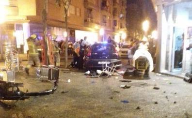 Una niña de 4 años muy grave y otros nueve heridos en un atropello en Girona