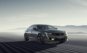 Peugeot desarrolla un deportivo eléctrico