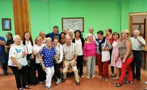 Los mayores protagonizan las fiestas de Ezcaray