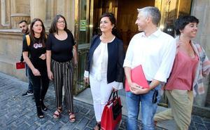 PSOE y Podemos mantienen sus diferencias en unas negociaciones que «van para días»