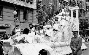 Logroño antiguo (XX): La Fiesta de la Vendimia