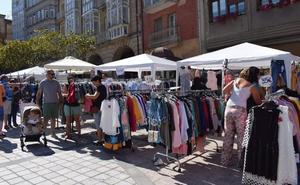 Quince comercios ofrecerán sus productos en la Feria del stock de Haro