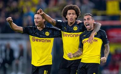 El Dortmund desafía al Bayern en la nueva Bundesliga