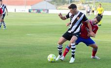 El Haro ha perdido ante el Deportivo Aragón