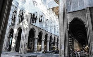 Notre Dame se cae