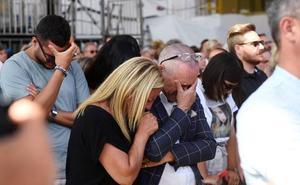 Italia recuerda a las víctimas del puente Morandi en su primer aniversario