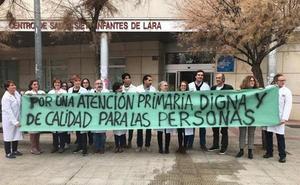 Profesionales sanitarios critican la amortización encubierta de una plaza de pediatra