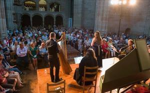 La música antigua se da cita en Casalarreina