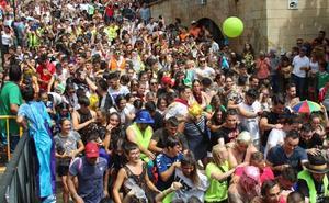 El presupuesto festivo en La Rioja continúa al alza y se acerca ya al de hace una década