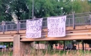 El Ayuntamiento najerino denuncia pintadas en varios puntos de la ciudad