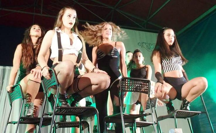Concurso de 'play back' en Calahorra
