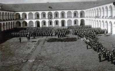 La Retina: el cuartel General Urrutia en 1902
