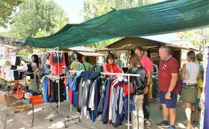 Mercanayara destaca las «buenas ventas» en el balance del Nájera Stock de verano
