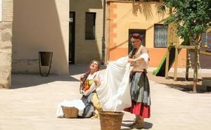 El Ayuntamiento de Nájera califica como «un éxito» las rutas teatralizadas