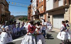 Navarrete disfruta con las fiestas de la Virgen y San Roque