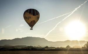 Vídeo: Los globos aerostáticos llenan de color el cielo de Haro