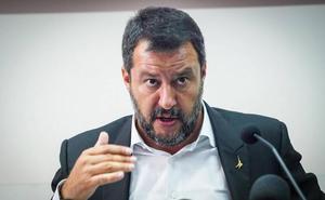 Salvini ya está en campaña