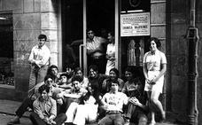 Agosto de 1969 en Nájera