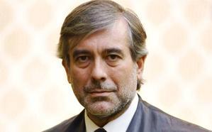 El juez Enrique López, consejero de Justicia, Interior y Víctimas del Terrorismo de la Comunidad de Madrid