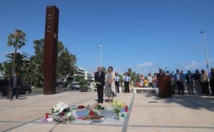 Torra recuerda en Cambrils a las víctimas en segundo aniversario atentados