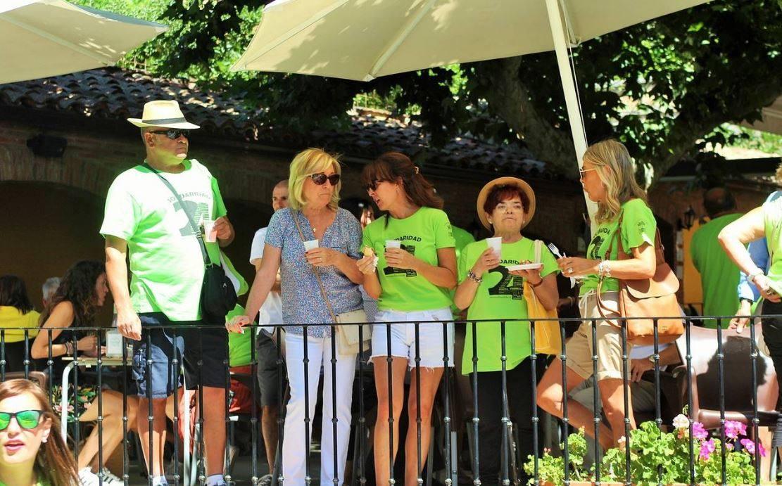 La Fiesta de la Solidaridad en Torrecilla bate su récord de recaudación con 35.500 euros