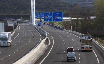 Gamarra pregunta sobre un posible peaje en la Autovía del Camino