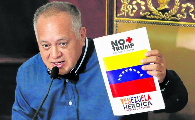 EE UU asegura que mantiene contactos con Cabello para promover la caída de Maduro