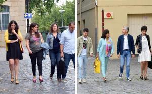 «Las negociaciones con el PSOE avanzan estupendamente», asegura la diputada regional de Podemos, Raquel Romero