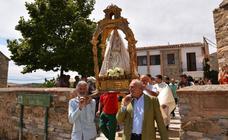 Día grande de las fiestas de Navajún en honor a la Virgen de Atisca