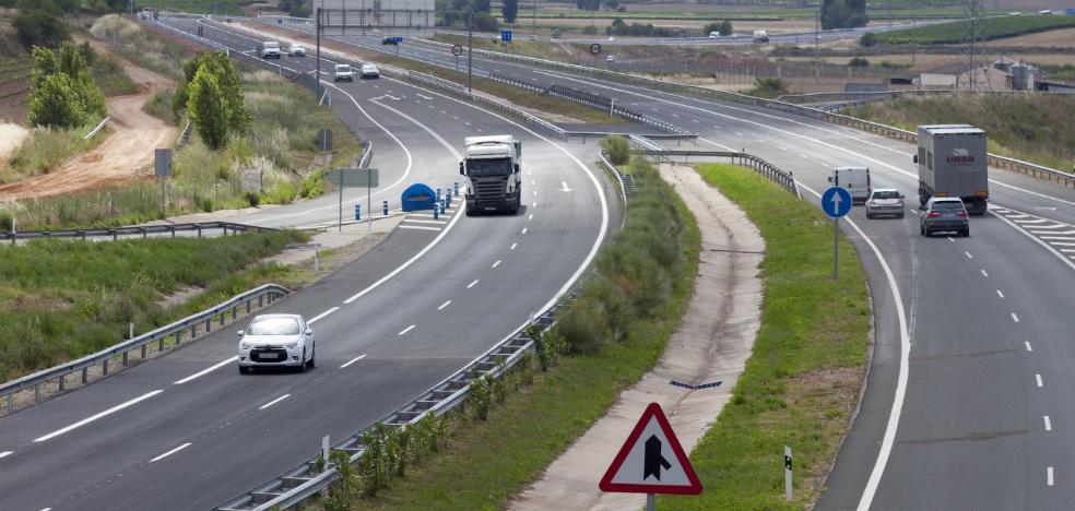 La 'tasa Ábalos' gravaría circular por autovía en La Rioja entre 0,15 y 1,55 euros