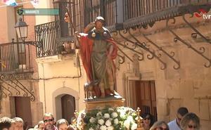 Día grande en Navarrete