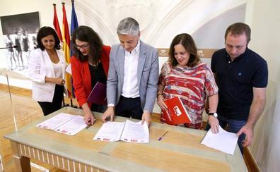 El Ejecutivo de Andreu subirá los impuestos de Patrimonio, IRPF y Sucesiones