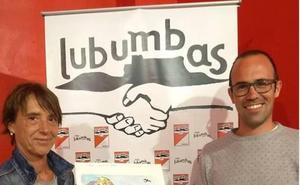 La 'Lubumbas' ya tiene su pancarta