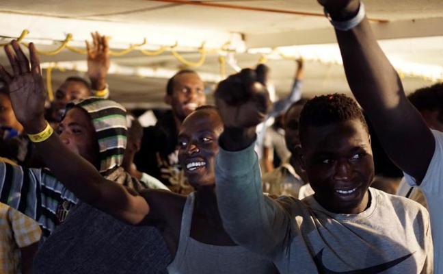 Los inmigrantes del Open Arms serán evacuados a España y a otros cuatro países