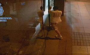 Detenido el presunto autor de varios robos en comercios y locales de hostelería de Logroño