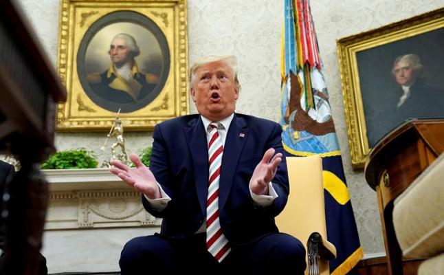 Trump autoriza la detención indefinida de familias de inmigrantes