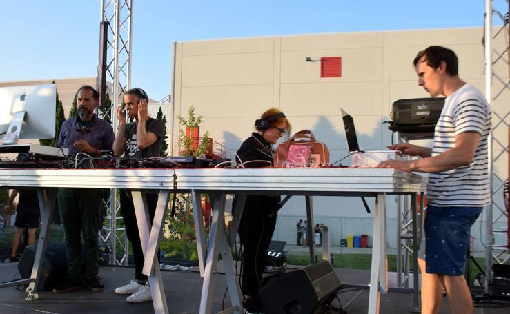 Música y arte en las noches del Würth