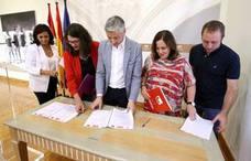 A consultas en el Parlamento, en el PSOE y en Podemos