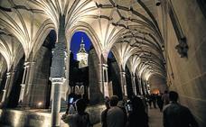 El atractivo nocturno de los monasterios