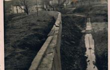 La Retina: construcción de la defensa fluvial en Cervera
