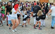 Fiestas de San Bartolomé en Ribafrecha