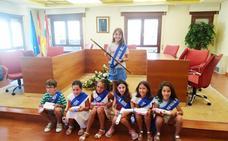 Pleno infantil en las fiestas de San Bartolomé