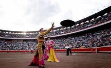 Diego Urdiales cierra hoy su paso por la Feria de Bilbao con toros de Jandilla