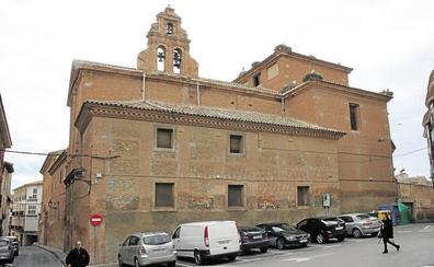 El convento de las Concepcionistas de Alfaro, bien de interés cultural